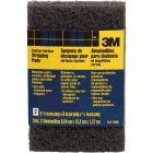 3M 3-7/8 In. x 6 In. Heavy-Duty Paint Stripping Pad (2-Pack) Image 1