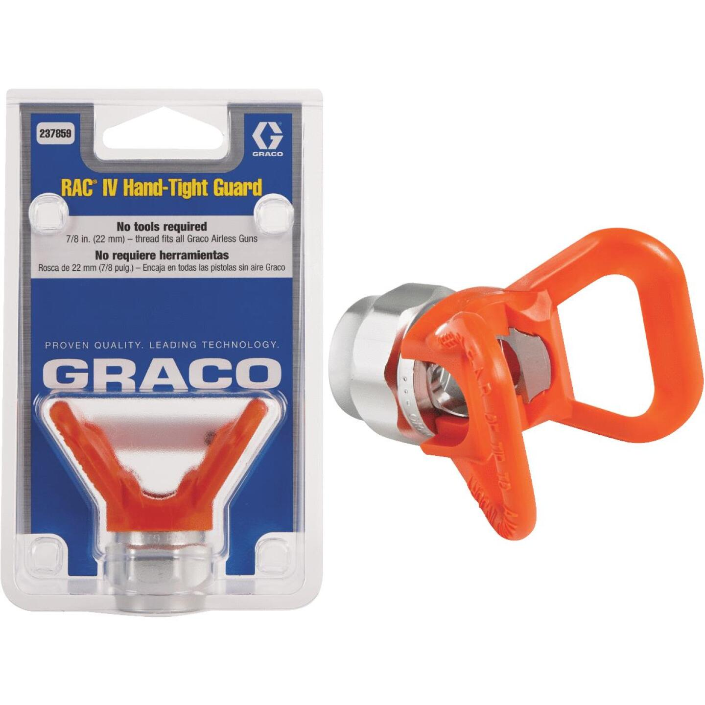 Graco Reverse-A-Clean IV Tip Guard Image 1