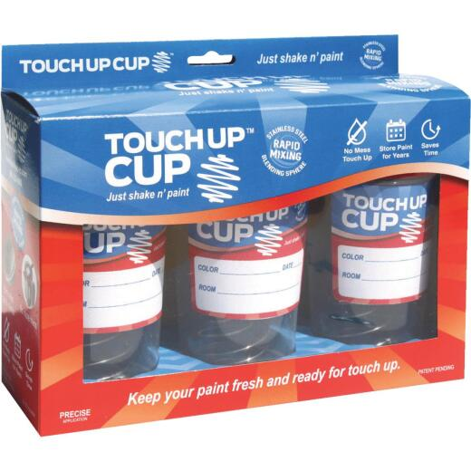 TouchUp 13 Oz. Paint Mixing Cup (3-Count)