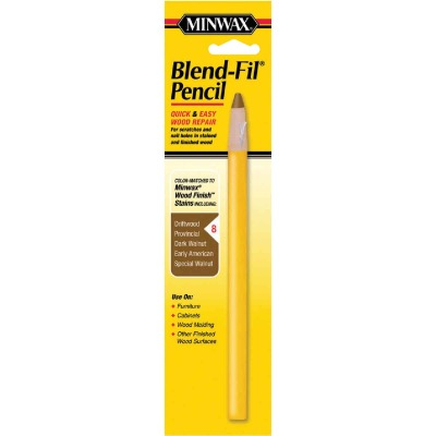 Minwax Blend-Fil Color Group 8 Touch-Up Pencil
