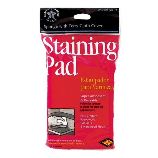 Trimaco SuperTuff 4-3/4 In. x 3-3/4 In. Staining Cloth
