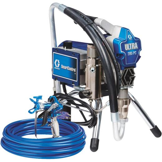 Graco Ultra 395 PC Stand Electric Airless Paint Sprayer