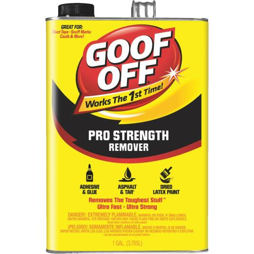 Goof Off 1 Gal. Pro Strength Dried Paint Remover