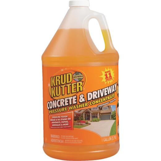 Krud Kutter Concrete & Driveway Pressure Washer Concentrate Cleaner