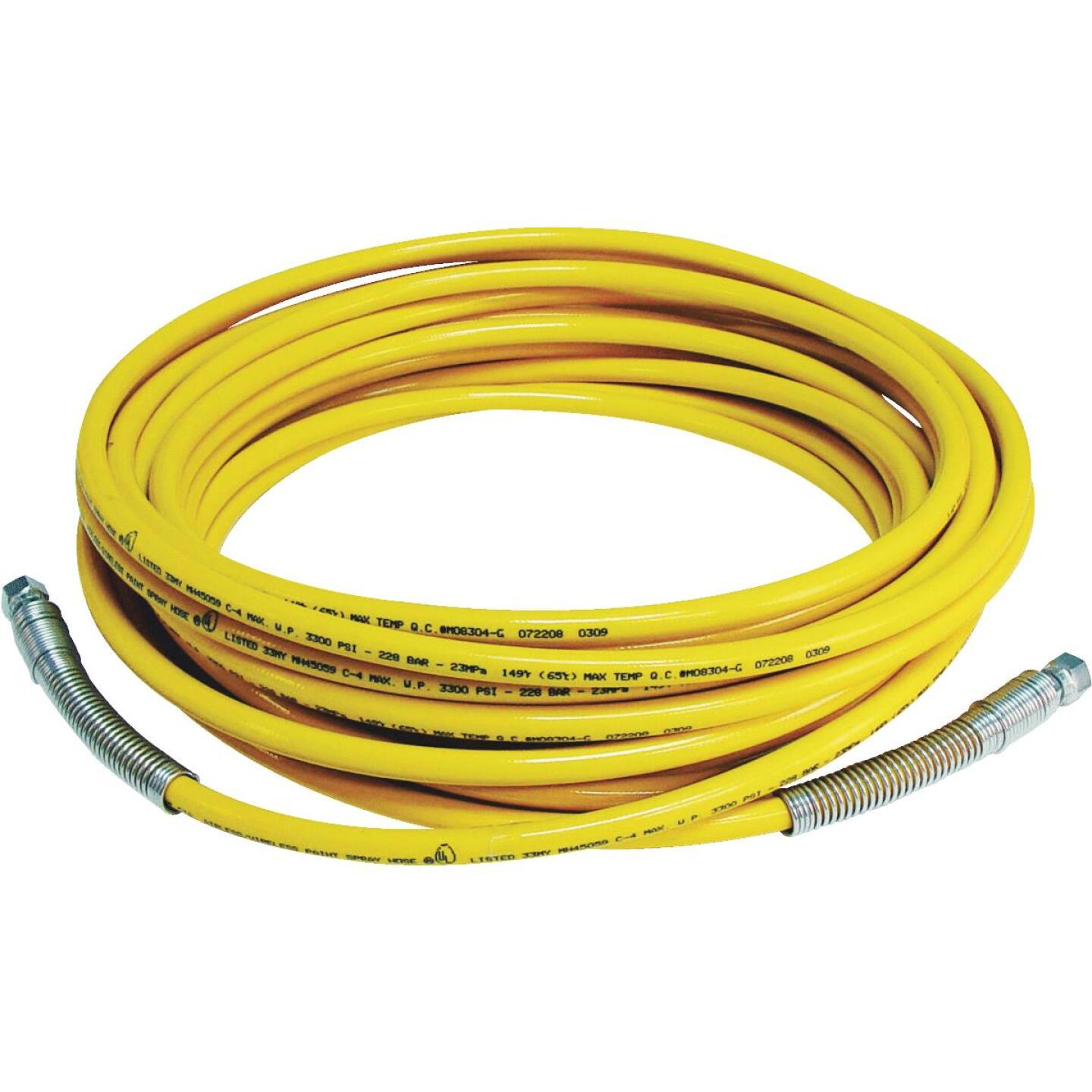 Wagner 25 Ft. 1/4 In. ID 3300 psi High Press Hose Image 1