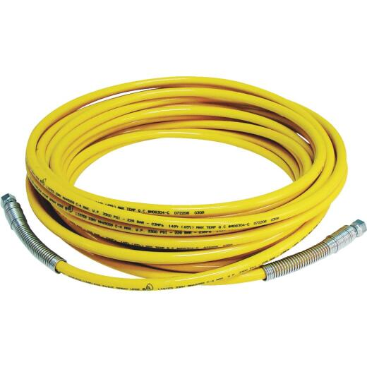 Wagner 25 Ft. 1/4 In. ID 3300 psi High Press Hose