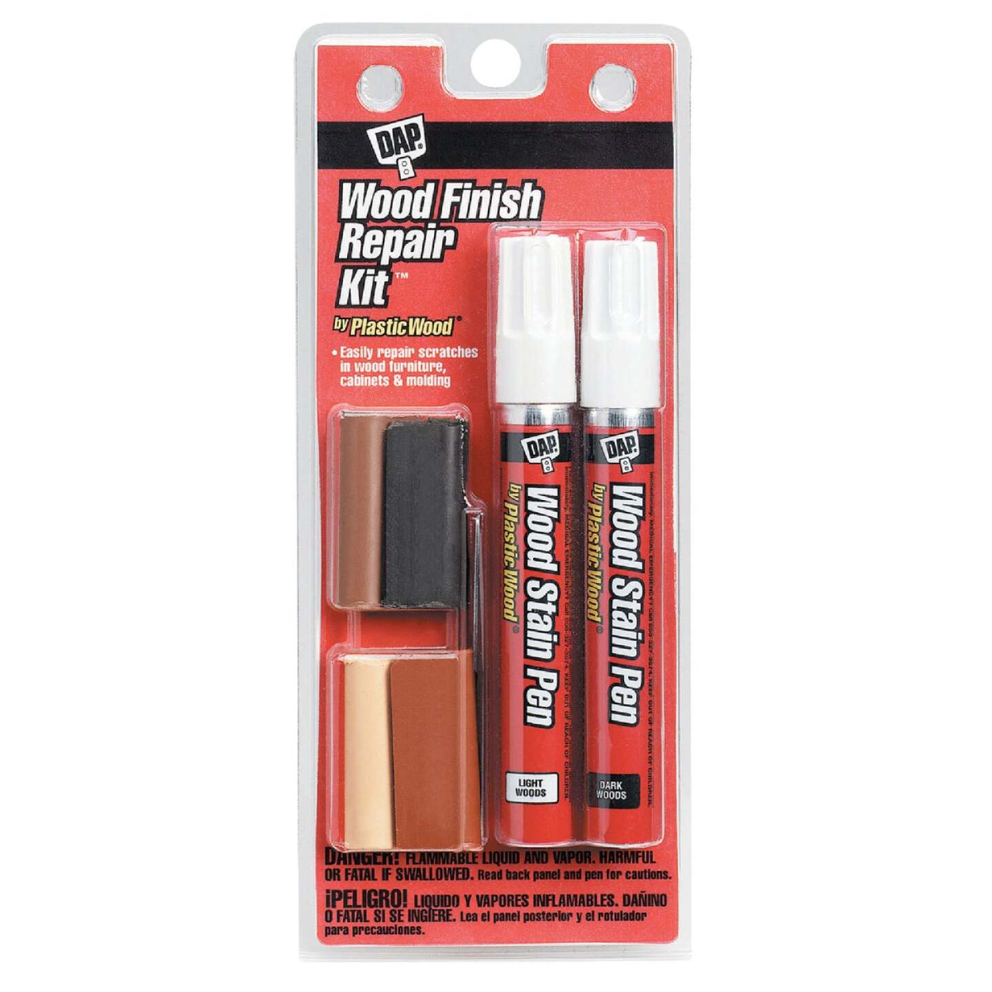 DAP 6-Color Wood Finish Repair Kit Image 1