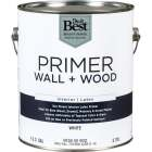 Do it Best Interior Latex Wall and Wood Primer, White, 1 Gal. Image 1