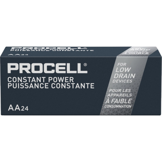 Duracell ProCell AA Alkaline Battery (24-Pack)