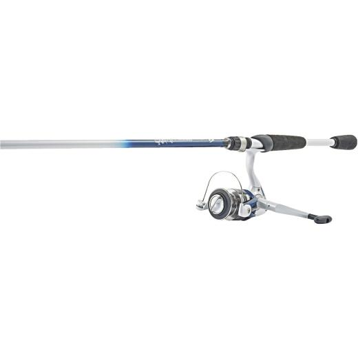 SouthBend Trophy Stalker 6 Ft. 6 In. Fiberglass Fishing Rod & Spinning Reel