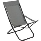 Outdoor Expressions Seville Gray Hammock Chair Image 1