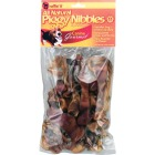 Ruffin' it Canine Gourmet Piggy Nibbles Natural Flavor Chewy Dog Treat, 6.5 Oz. Image 1