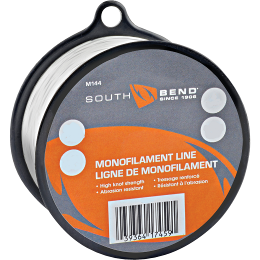 SouthBend 25 Lb. 220 Yd. Clear Monofilament Fishing Line