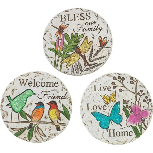 Gerson Spring GIL 10 In. Cement Stepping Stone