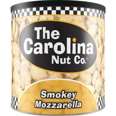 The Carolina Nut Company 12 Oz. Smokey Mozzarella Peanuts
