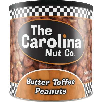 The Carolina Nut Company 12 Oz. Butter Toffee Peanuts