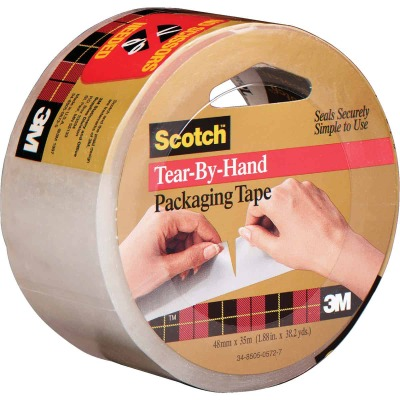 Scotch 2 In. X 38 Yd. Tear by Hand Tape