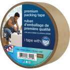 IPG 1.88 In. X 60 Yd. Kraft Sealing Tape Image 1